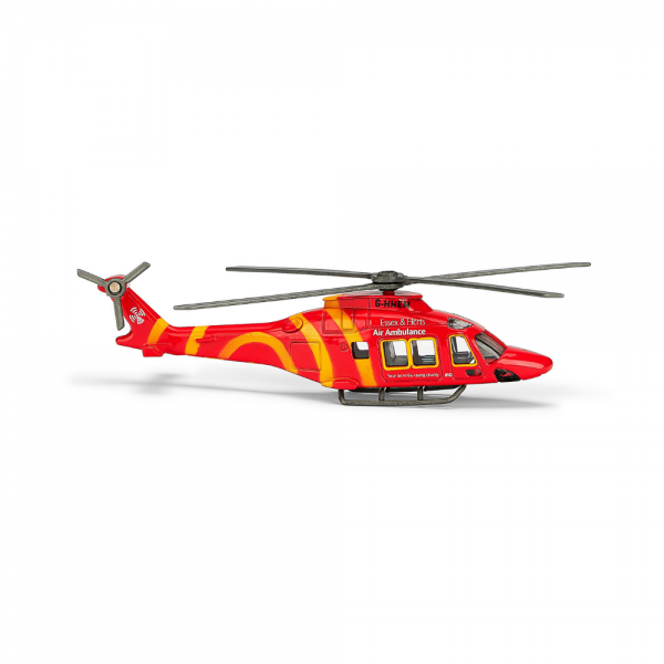 Helicopter model