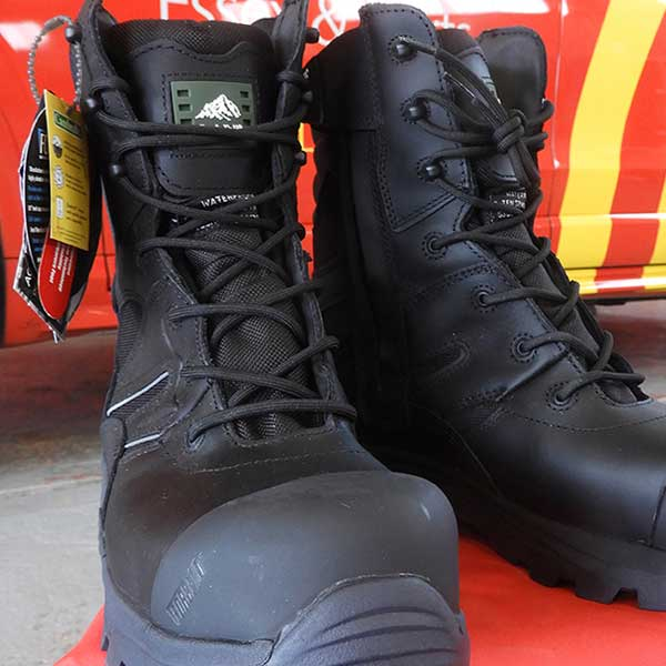 Gift a pair of safety boots