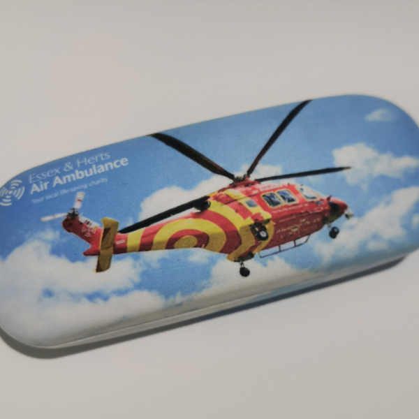 Limited edition EHAAT branded glasses case